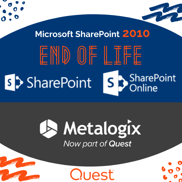 Konec življenjskega cikla za SharePoint 2010